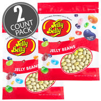 Buttered Popcorn Jelly Beans - 16 oz Re-Sealable Bag - 2 Pack