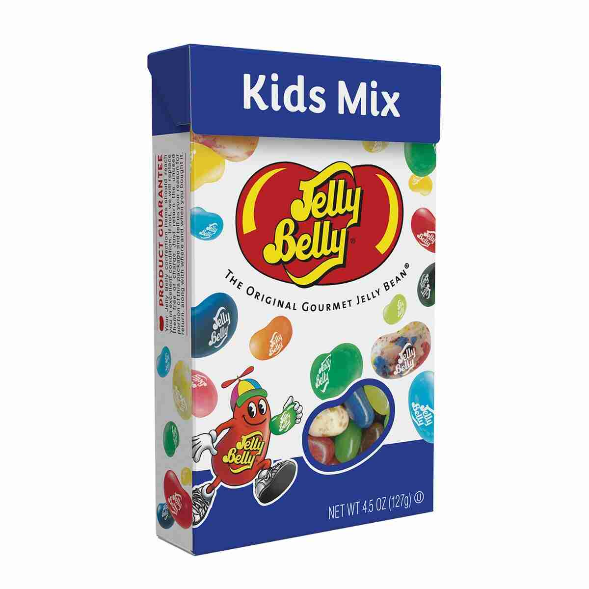 Kids Mix Jelly Beans 4.5 oz Flip-Top Boxes
