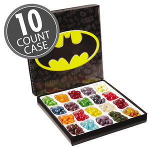 Batman™ 20-Flavor Jelly Beans Gift Box 10-Count Case