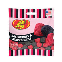 Raspberries and Blackberries 2.75 oz Grab & Go® Bag