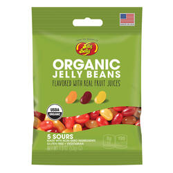 Organic Sours Jelly Beans from the makers of Jelly Belly - 1.9 oz bag