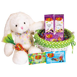 Springtime Sweets & Treats Easter Basket - Green