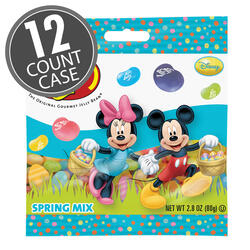 Disney© Mickey Mouse and Minnie Mouse Easter 2.8 oz Bag - 12 Count Case