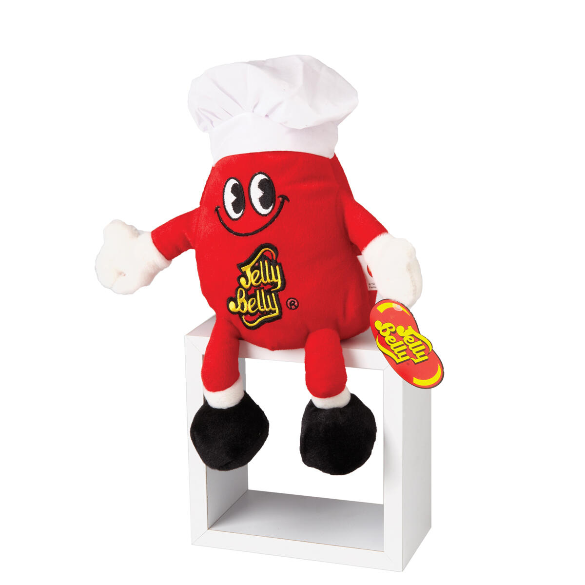 Mr. Jelly Belly Chef Hat Plush