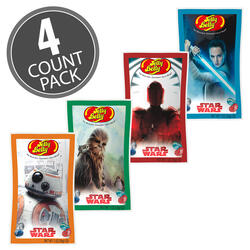 STAR WARS™ The Last Jedi Jelly Belly 1 oz Bag, 4-Count Pack