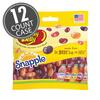 Snapple™ Mix Jelly Beans 3.1 oz  Grab & Go® Bag - 12 Count Case