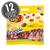 Snapple™ Mix Jelly Beans 3.1 oz  Grab & Go® Bag - 12 Count Case-thumbnail-1