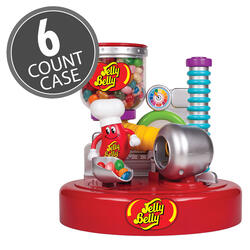 Jelly Belly Factory Jelly Bean Dispenser, 6-Count Case