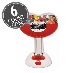 Classic Jelly Belly Bean Machine 6-Count Case