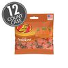 Sour Gummi Pumpkins Gift Bags - 3 oz Bags - 12-Count Case