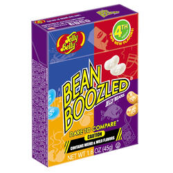 BeanBoozled Jelly Beans - 1.6 oz Box (4th edition)