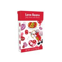 Jelly Belly LOVE Beans 1.2 oz Flip Top Box