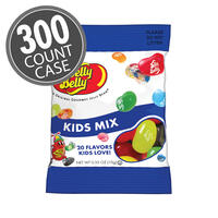 Kids Mix Jelly Beans 0.35 oz Sample Bags 300-Count Case