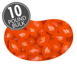 Orange Crush® Jelly Beans - 10 lbs bulk
