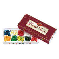 10-Flavor Jelly Bean Thank You Gift Box