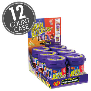 BeanBoozled Jelly Beans 3.5 oz Mystery Bean Dispenser (4th edition) 12-Count Case