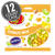 Sunkist® Citrus Mix Jelly Beans 3.1 oz Grab & Go® Bag - 12 Count Case-thumbnail-1
