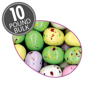 Speckled Chocolate Malted Eggs - 10 lbs bulk