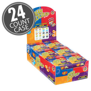 BeanBoozled Jelly Beans - 1.6 oz boxes (3rd edition) - 24 Count Case