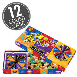 BeanBoozled Spinner Jelly Bean Gift Box (4th edition) 12-Count Case