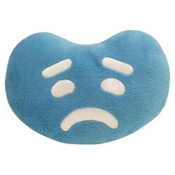 Mixed Emotions Mini Plush Blue