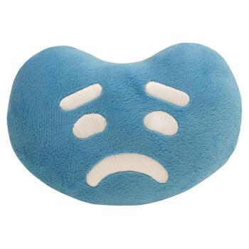 Mixed Emotions® Mini Plush Blue
