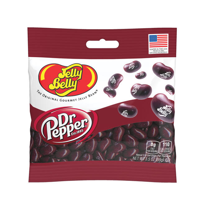 Dr Pepper® Jelly Beans 3.5 oz Grab & Go® Bag
