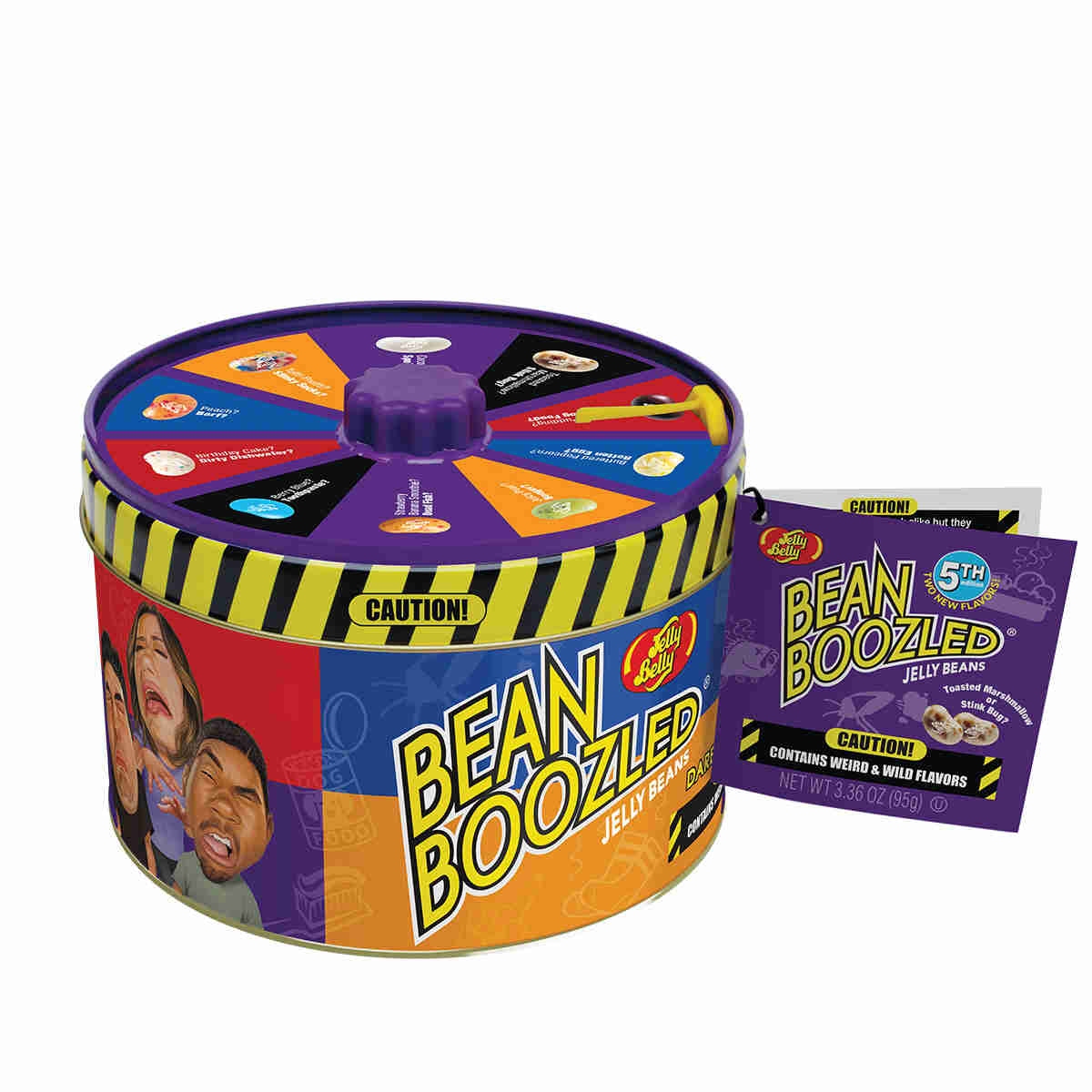 BeanBoozled Spinner Tin Jelly Bean (5th edition)