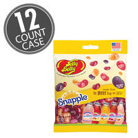 Snapple™ Mix Jelly Beans - 6.5 oz Bags - 12-Count Case
