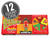 BeanBoozled Fiery Five 3.5 oz Spinner Gift Box - 12-Count Case-thumbnail-1
