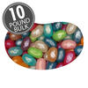 Jewel Collection Assorted Jelly Beans Mix - 10 lb Bulk Case
