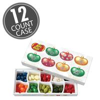 Jelly Belly 10-Flavor Christmas Gift Box 12-Count Case