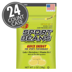 Sport Beans® Jelly Beans Lemon Lime 24-Pack