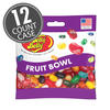 Fruit Bowl Jelly Beans 3.5 oz Grab & Go® Bag - 12 Count Case