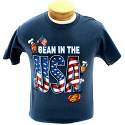 Bean in the USA T-shirt - Small