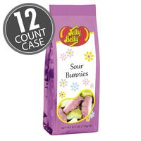 Sour Bunnies - 6 oz Gift Bags - 12-Count Case