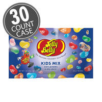 Jelly Belly Kids Mix Jelly Beans 1 oz Bag - 30-Count Case
