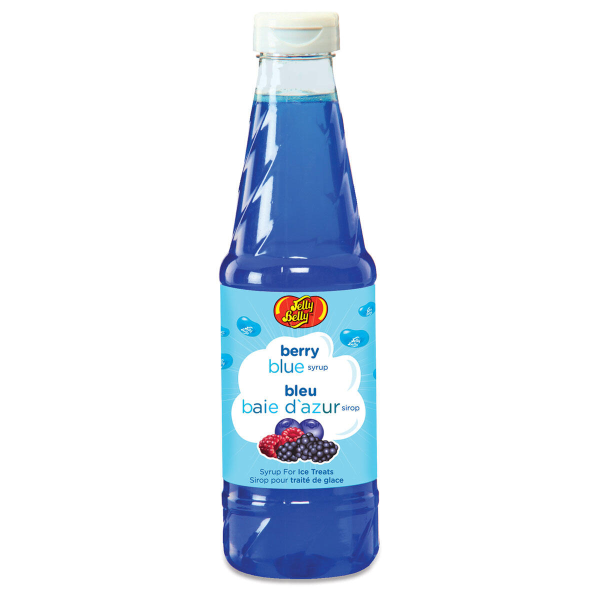 Jelly Belly Snow Cone Syrup - Berry Blue