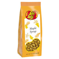 Maple Syrup Jelly Beans 7.5 Gift Bag