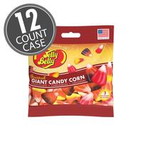 Giant Candy Corn 3 oz Grab & Go® Bag - 12-Count Case