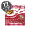 Very Cherry Jelly Beans 3.5 oz Grab & Go® Bag - 12 Count Case