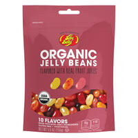 Organic Jelly Beans from the makers of Jelly Belly - 5.5 oz bag
