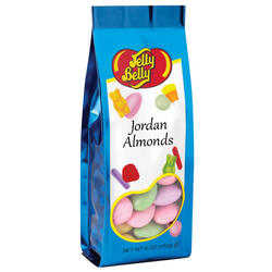 assorted jordan almonds 6 oz gift bag