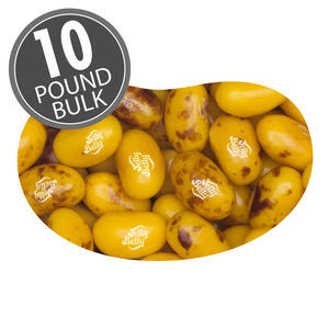 Top Banana Jelly Beans - 10 lbs bulk