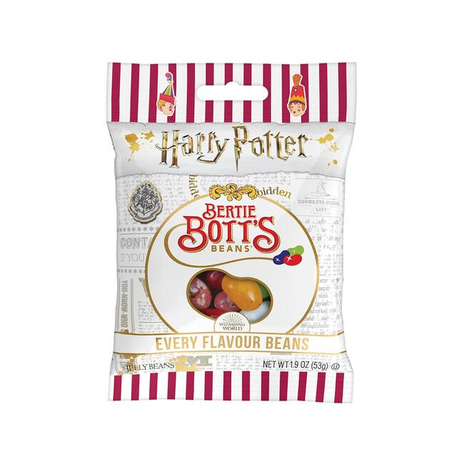 Harry Potter™ Bertie Bott's Every Flavour Beans - 1.9 oz Grab and Go® Bag