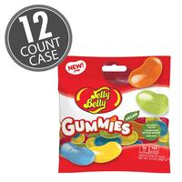 Jelly Belly Assorted Gummies 3.5 oz Bag - 12 Count Case