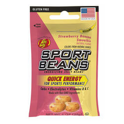 Sport Beans® Jelly Beans Strawberry Banana Smoothie 6-Count Pack