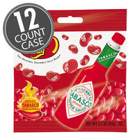 TABASCO® Jelly Beans 3.1 oz Grab & Go® Bag - 12-Count Case