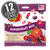Superfruit Mix Jelly Beans -3.1 oz Bags - 12-Count Case-thumbnail-1