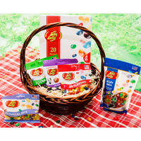 Divine Jelly Belly Treats Gift Basket
